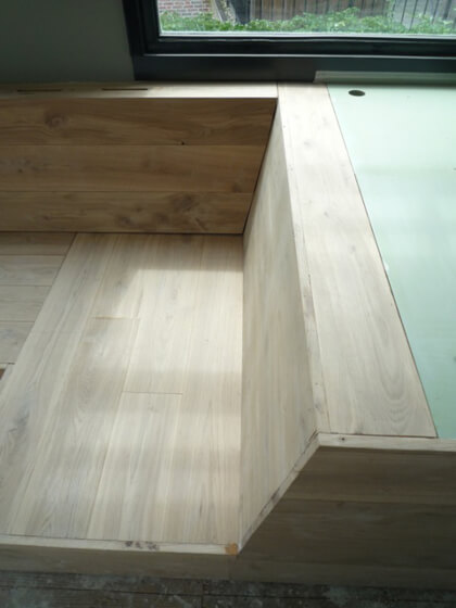 Tienerkamer Basic Wood.Tienerkamer